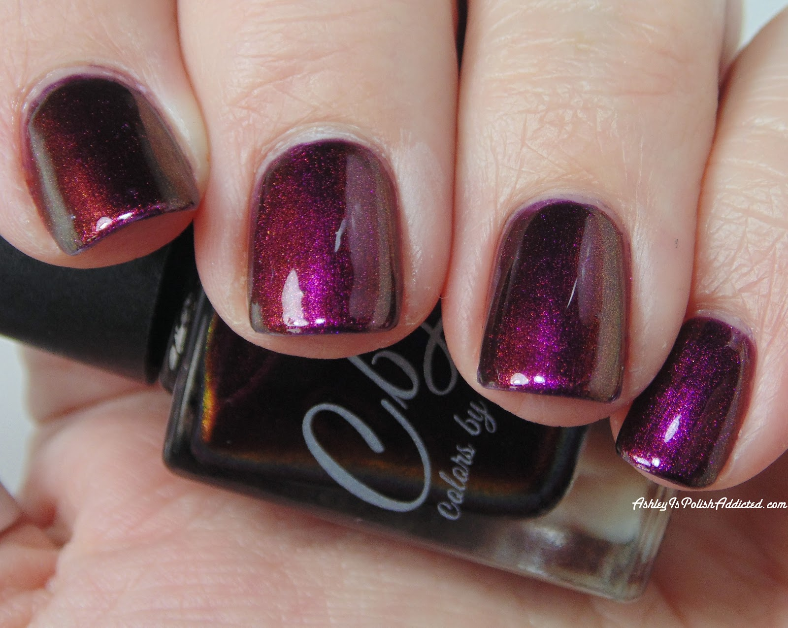 Colors by Llarowe: Fool\'s Gold (December 2016 Polish of the Month ...