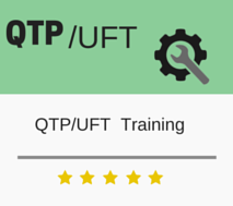 QTP / UFT Training