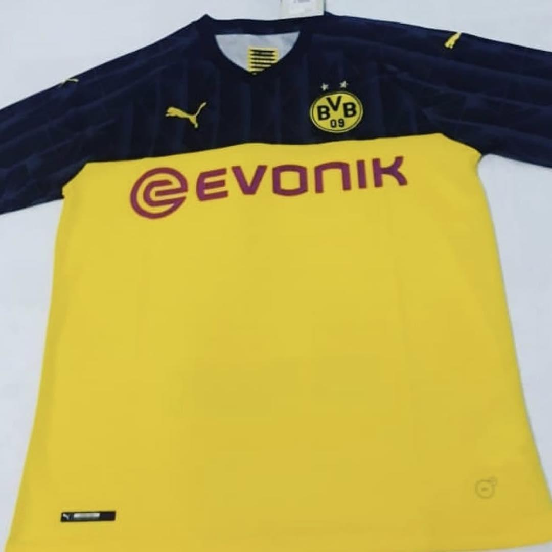 Trikot Dortmund 18 19