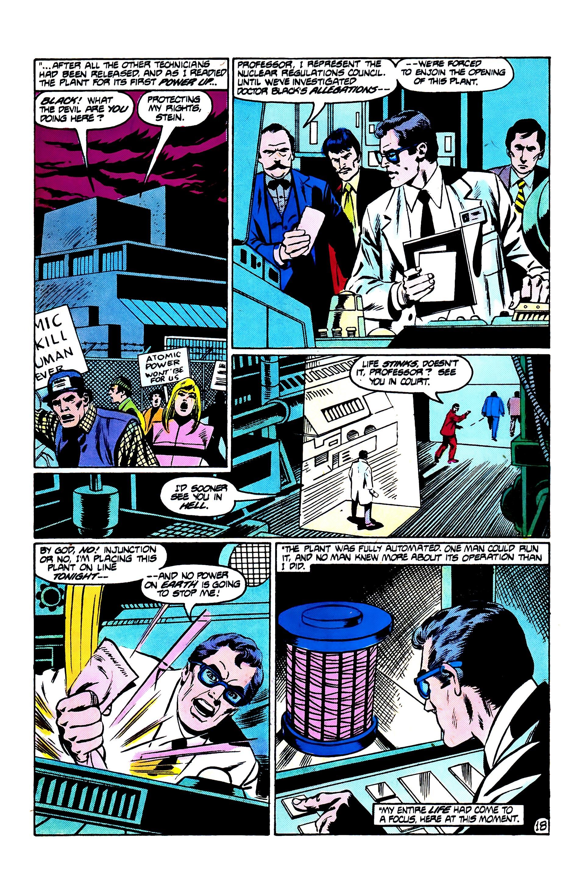 Read online Secret Origins (1986) comic -  Issue #4 - 26