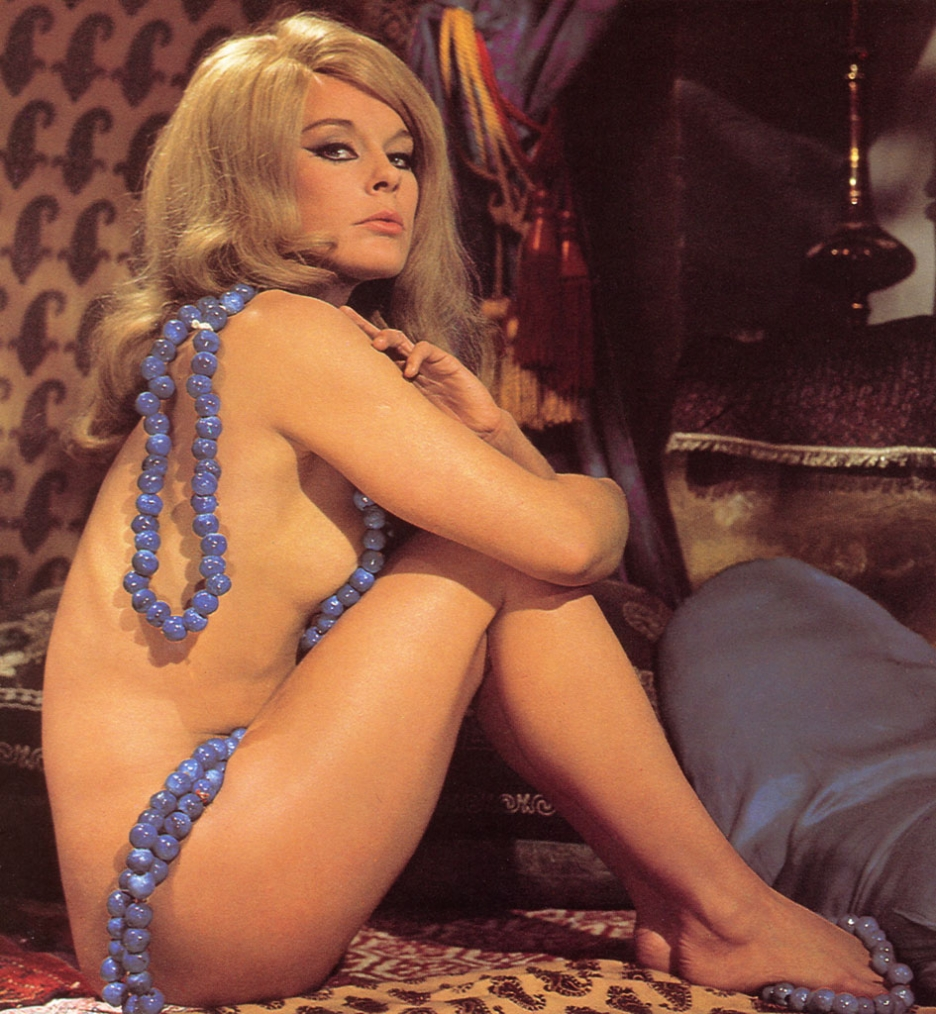 Images of elke sommer naked