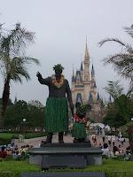 Partners statue at Tokyo Disneyland