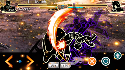 Shadow Street Fighting (Update Money) Mod Apk Terbaru for Android