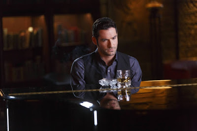Tom Ellis stars in Lucifer Season 2