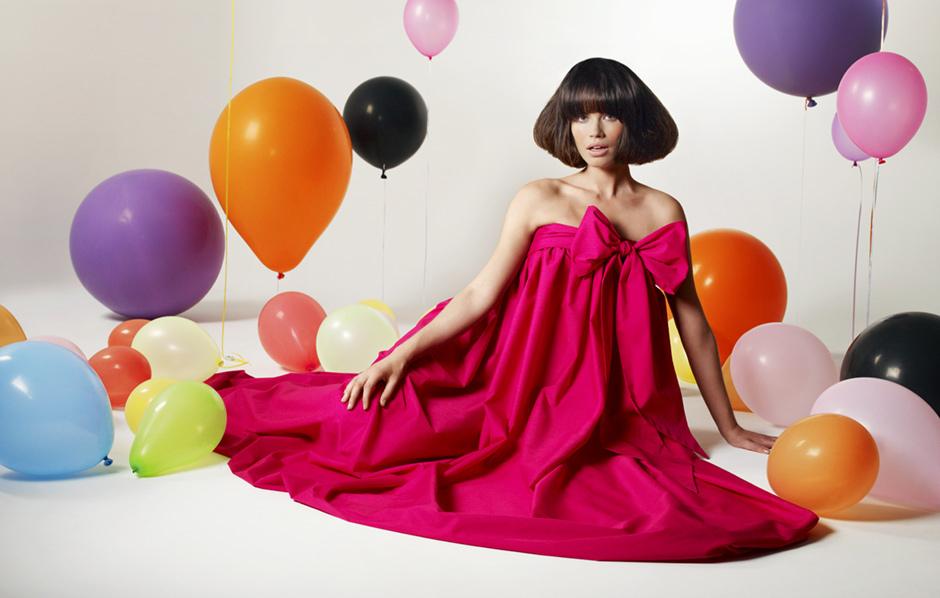 balloons fashion photography - photo #14