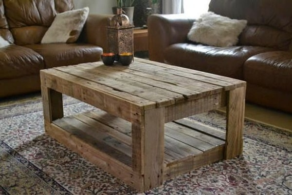Things you can do with recycled pallets 2
