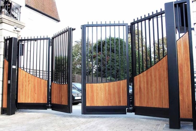 3 Jenis Pintu Gerbang Yang Populer