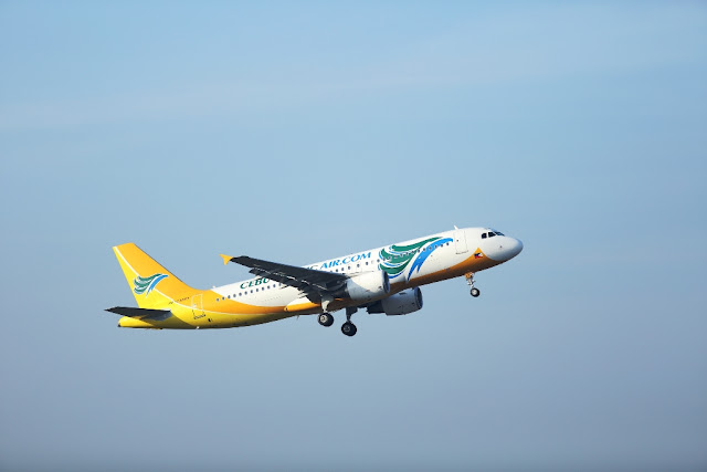 Cebu Pacific Air Flies to Guam