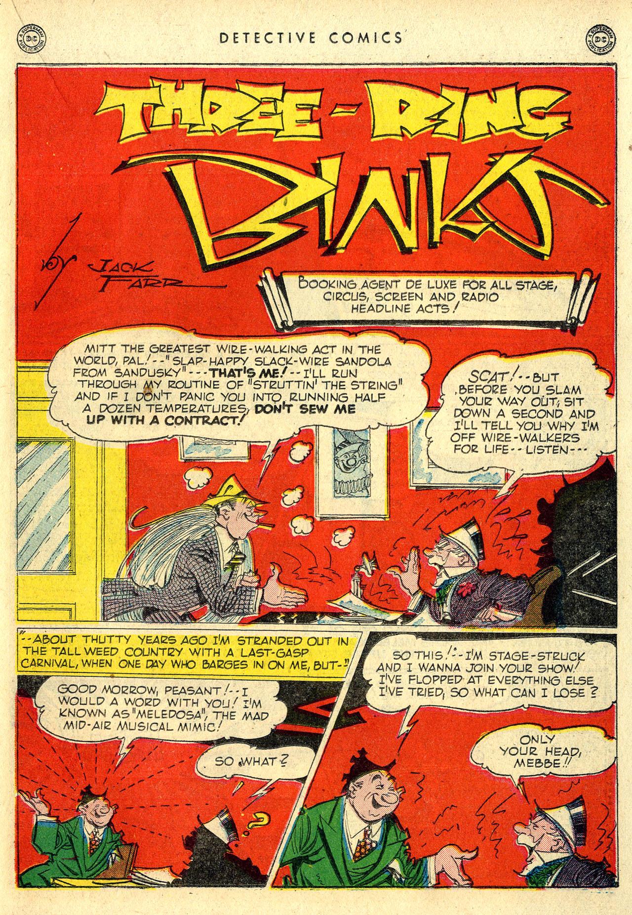 Read online Detective Comics (1937) comic -  Issue #116 - 33