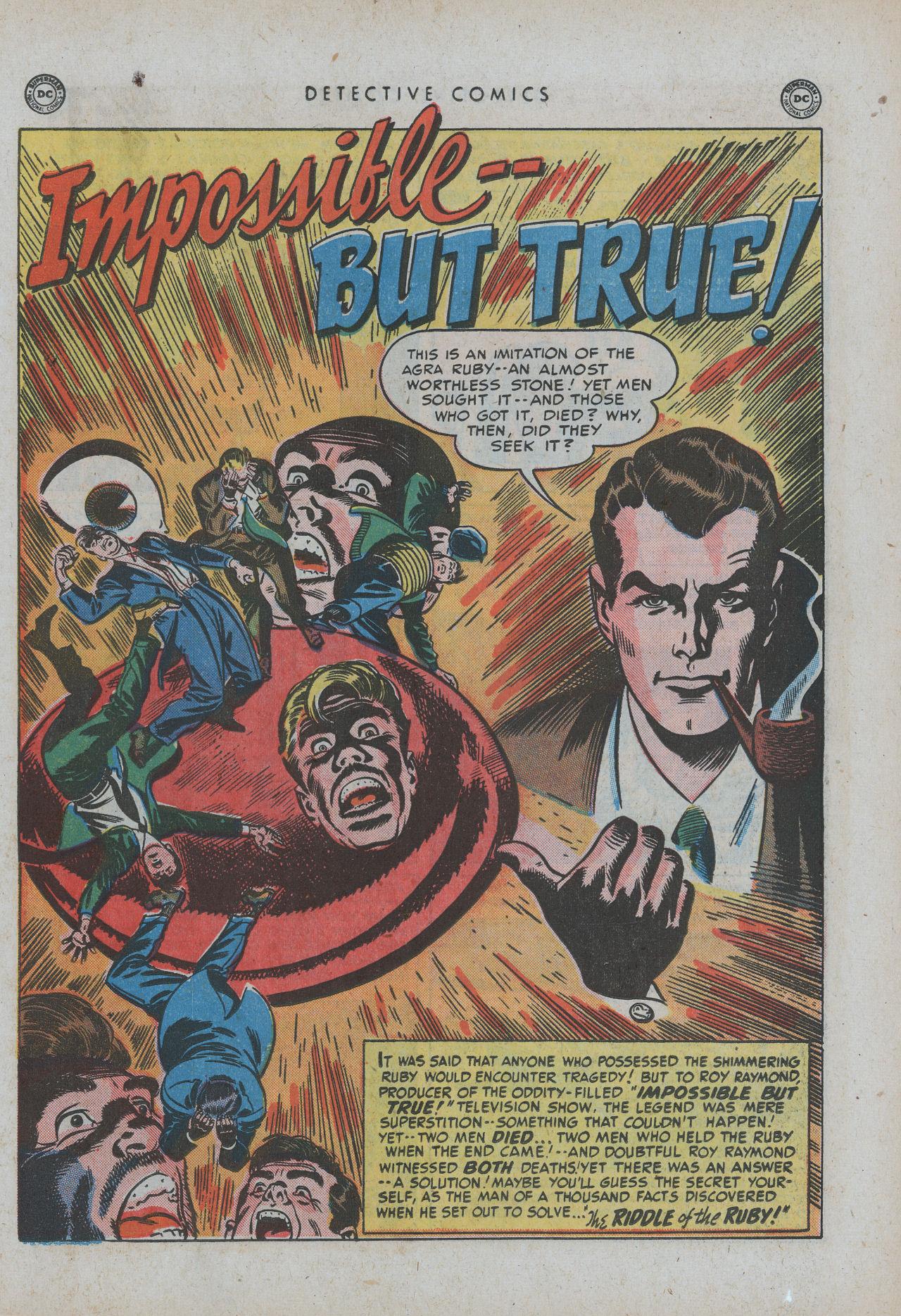 Read online Detective Comics (1937) comic -  Issue #154 - 17