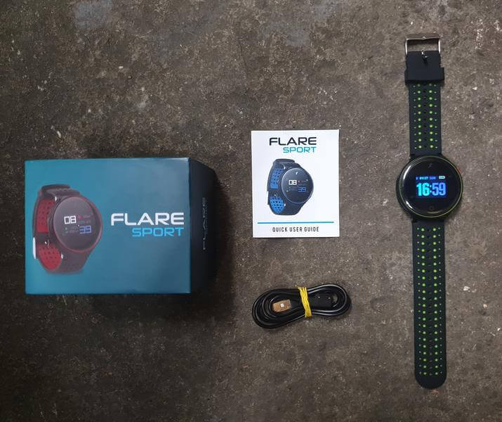 Cherry Mobile Flare Sport Retail Package