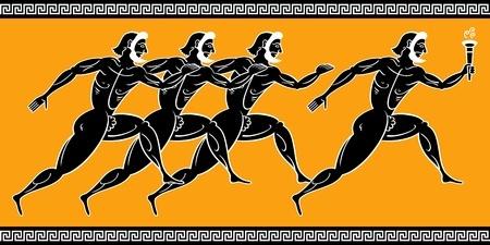 Ahora Se Olimpiadas Antiguas