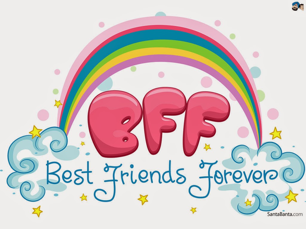 Best friends are there for you even if you refuse to talk to them ...