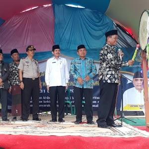 MTQ Ke-7 Tingkat Kecamatan Pasar Kemis Ajang Mencari Bibit Qori dan Qoriah Terbaik