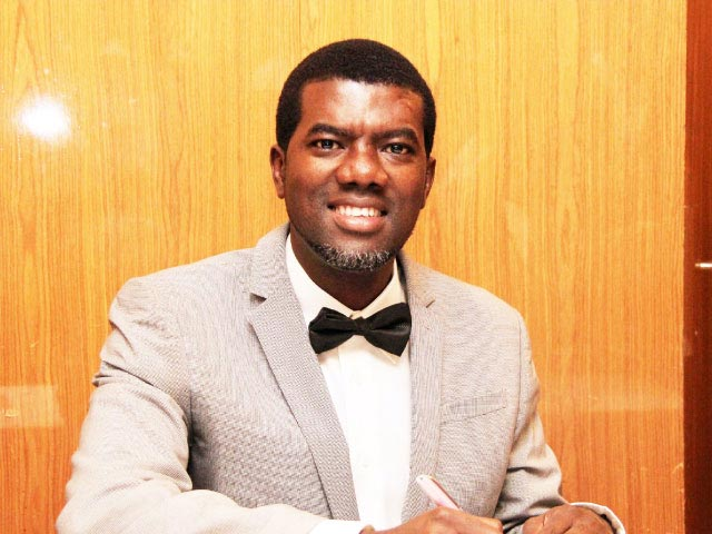 Reno Omokri: A Dog Named Buhari and A Hippo Named Patience