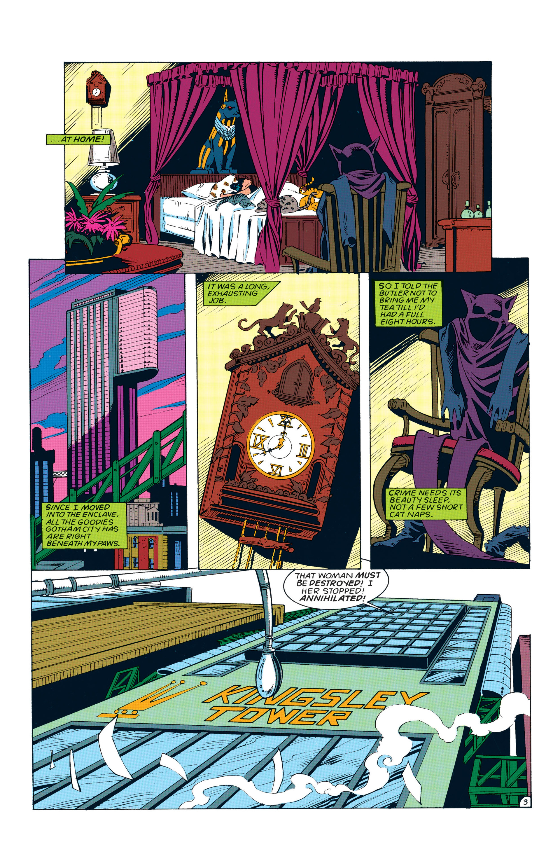 Catwoman (1993) Issue #14 #19 - English 4