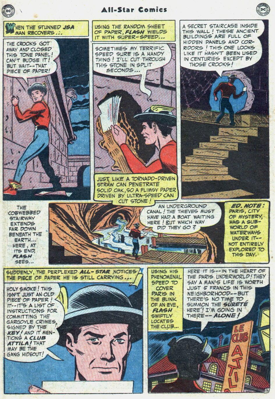 Read online All-Star Comics comic -  Issue #57 - 20