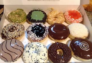 Daftar Harga Menu, Delivery, Menu Jco Donuts,