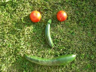 bio veganer Garten