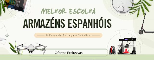 Armazem espanhol...