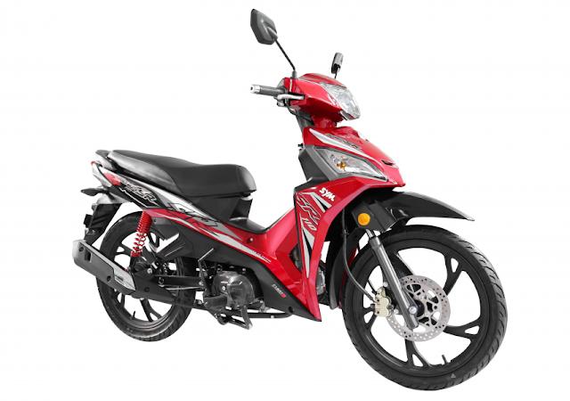 SYM E Bonus 110 2018 Bermula Dengan Harga RM3,768 Sahaja