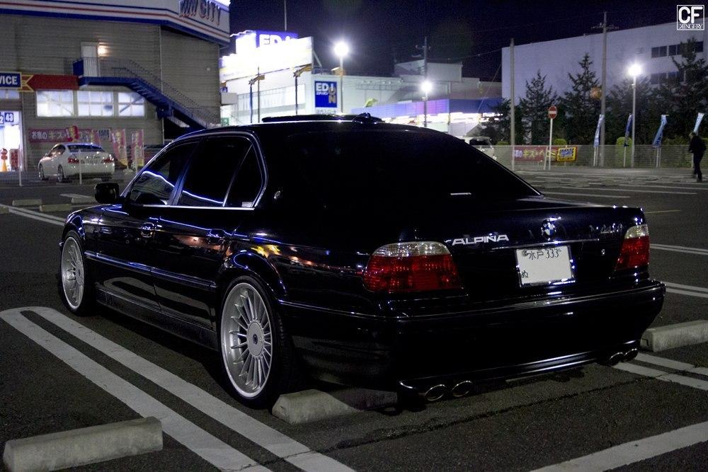 Bmw E38 Alpina Velgen