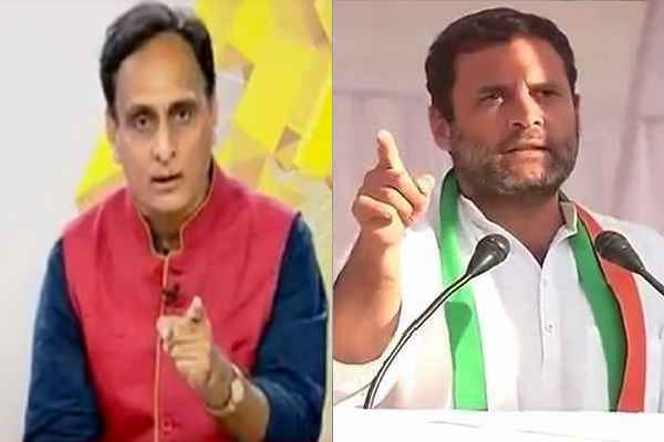 rakesh-sinha-slams-rahul-gandhi-for-irresponsible-statement