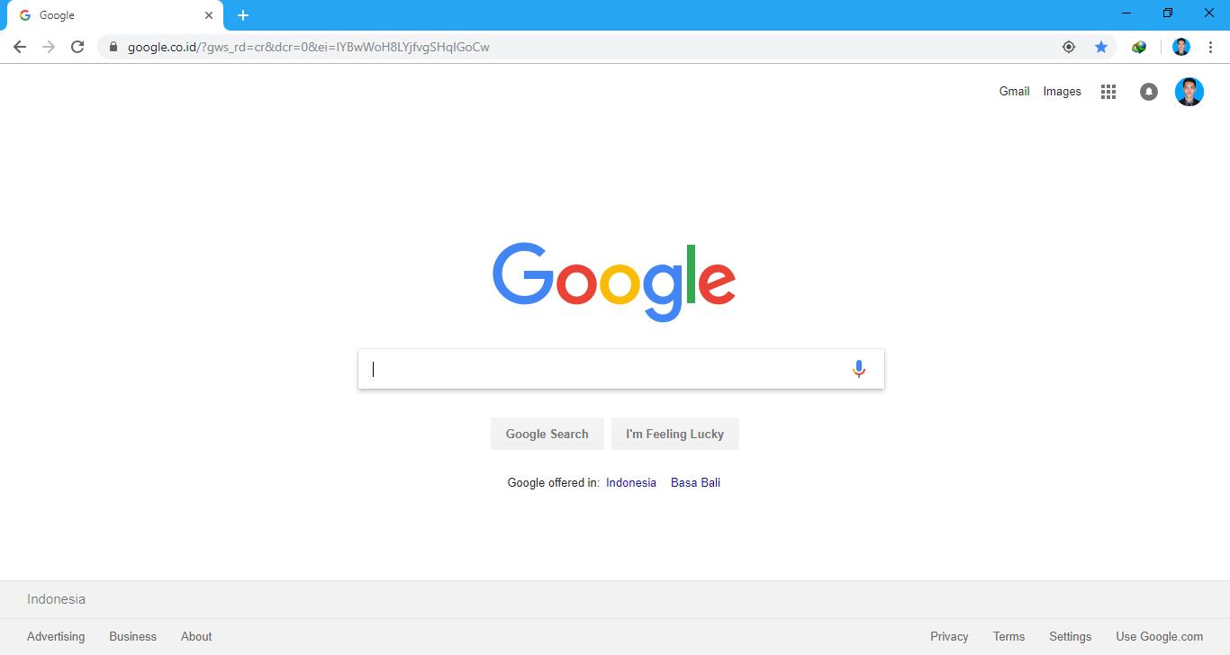 Tampilan baru Google Chrome versi 69