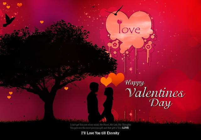 Top Best SMS Of Happy Valentines Day 2017 For Boyfriend & Girlfriend