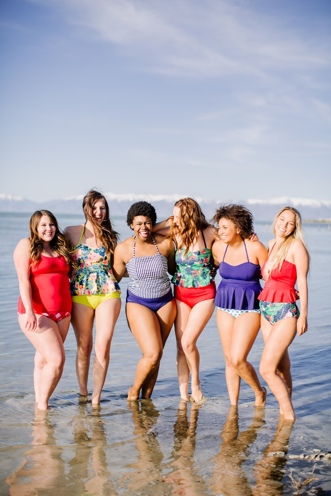 modest swimsuits all body types