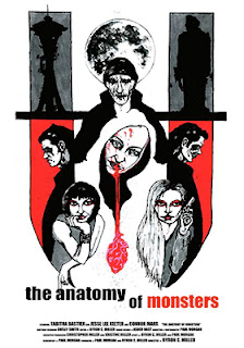 DVD & Blu-ray Release Report, The Anatomy of Monsters, Ralph Tribbey