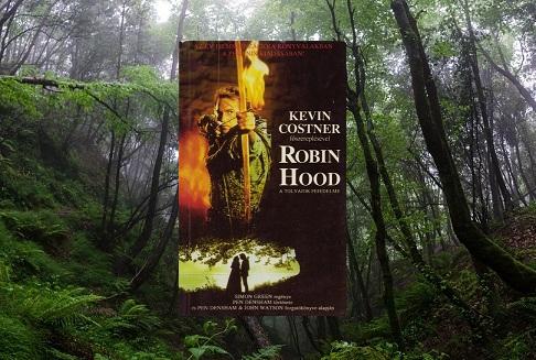 Robin Hood A tolvajok fejedelme filmregény