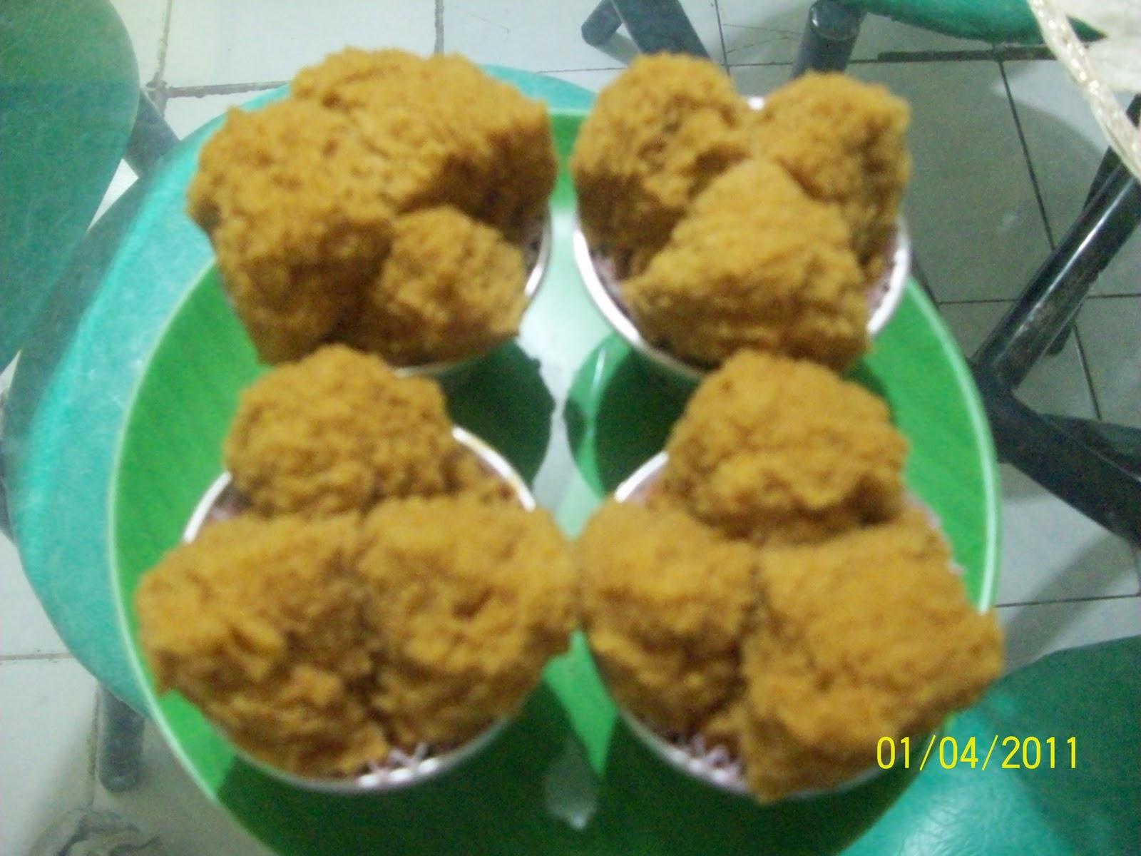 Doyan Kue Bolu Kukus Gula Merah
