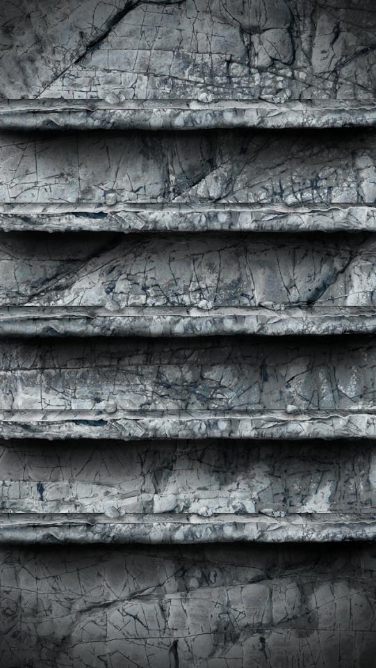 Stone Shelf  Galaxy Note HD Wallpaper