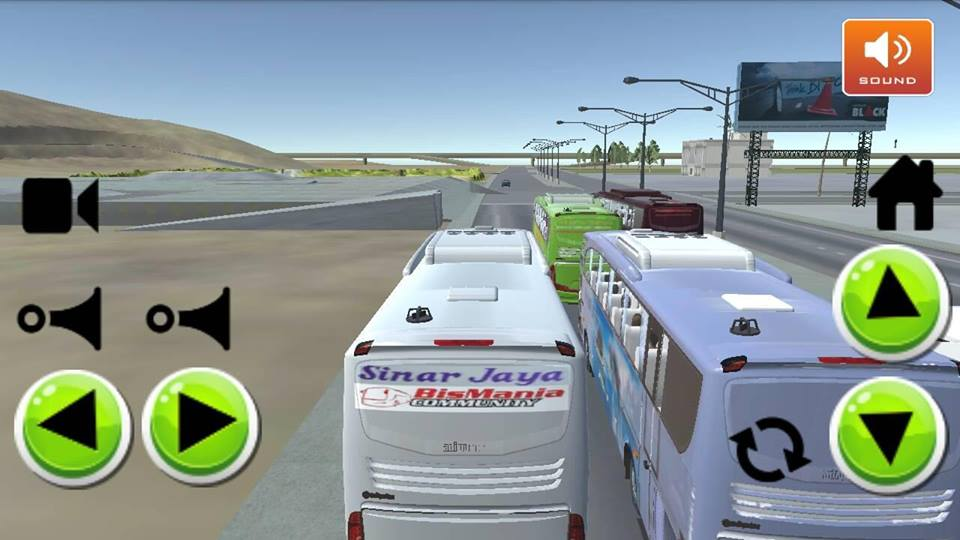 Simulator Bus telolet 3d (ANDROID) ~ Secret article.Net