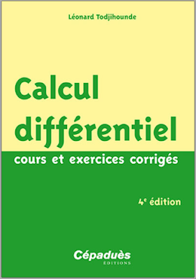 Télécharger Livre Gratuit Cours et exercices corrigés - Calcul différentiel pdf
