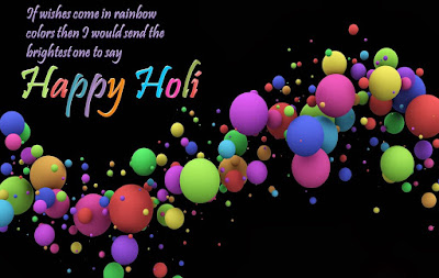 Happy Holi Pictures for Desktop