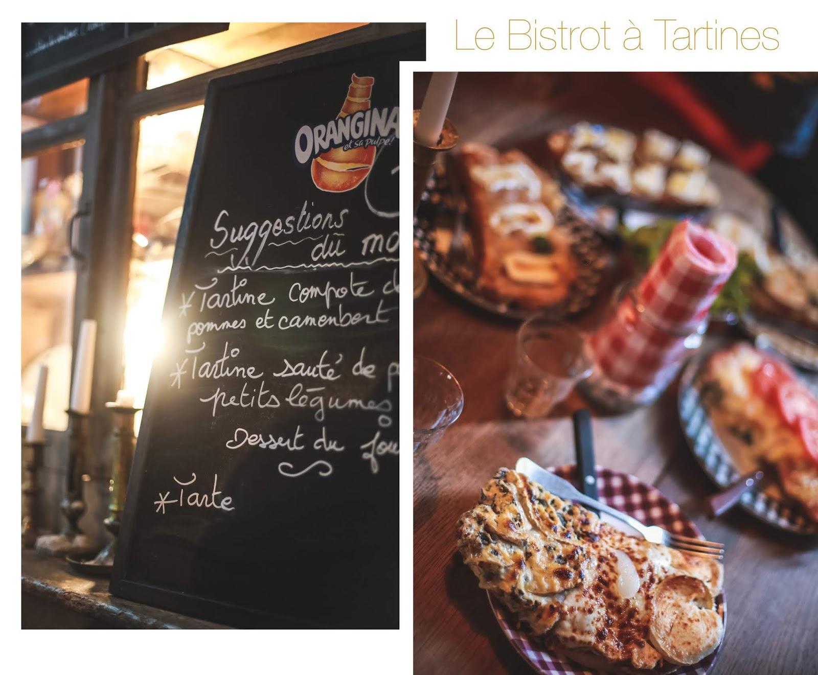 Le Bistrot à Tartines Rennes