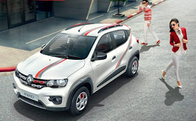 2017 Renault Kwid Live For More Edition Hd Image
