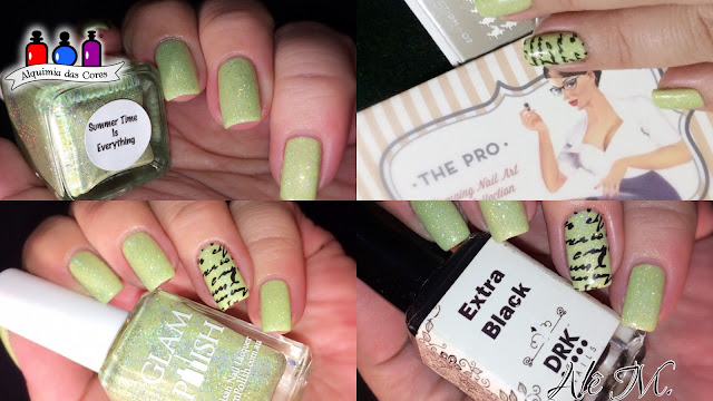 Moyou London, The Pro Collection, Glam Polish, Alê M.