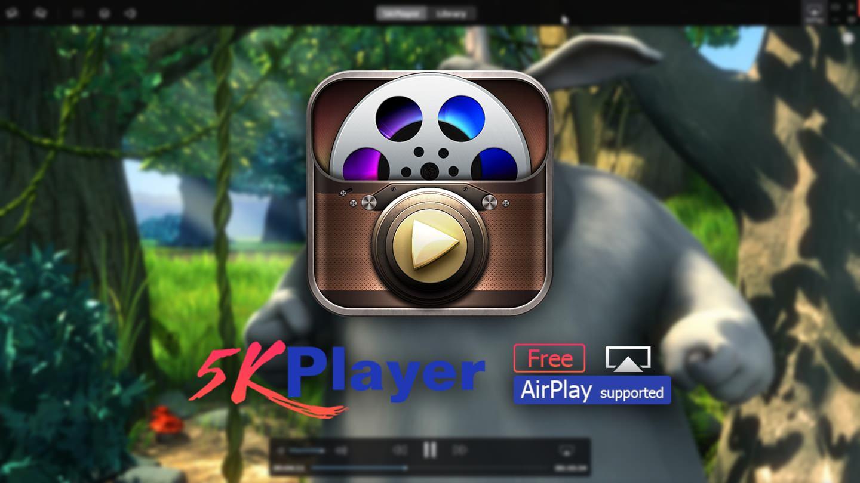 مراجعة برنامج 5KPlayer
