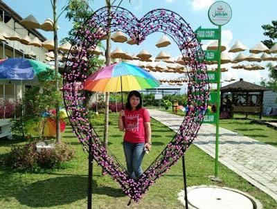 Spot Foto Istana Jambu Kediri