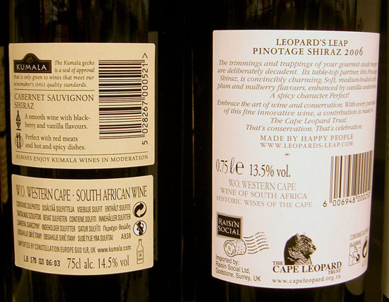d75fec906 What's in a label? The Importance of Back Label Information on Wine ...