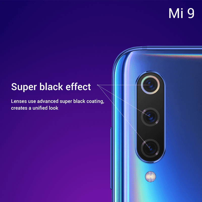 Xiaomi reveals official Mi 9 triple-camera specs