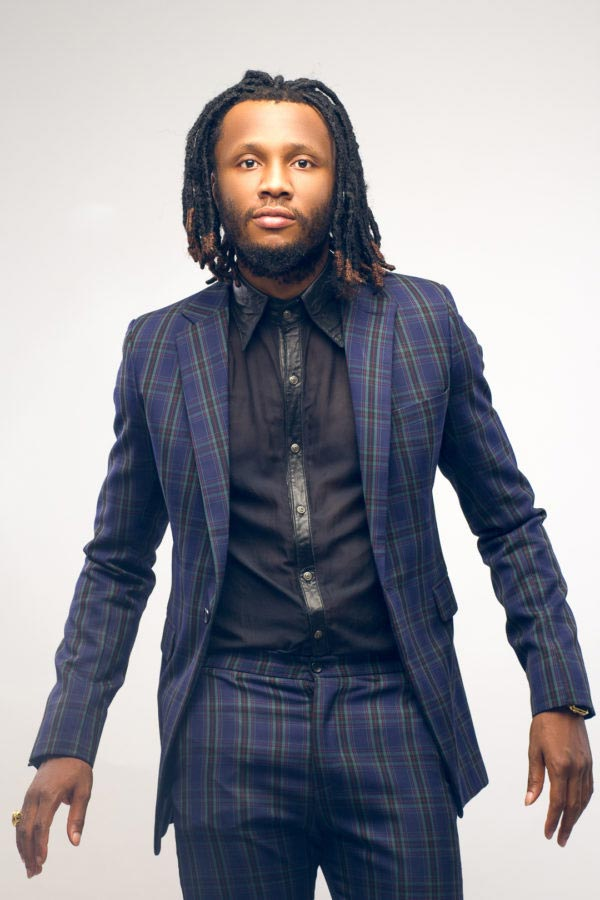 Edgar Obi (Mikel Obi's younger brother) releases new photos
