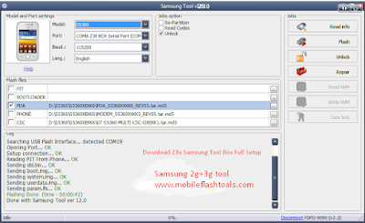 Download Samsung 2g+3g Tool Latest Version V29.0 For Windows