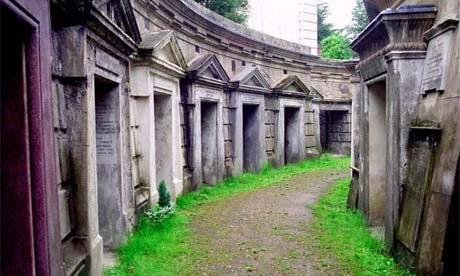 Highgate Mezarlığı 4
