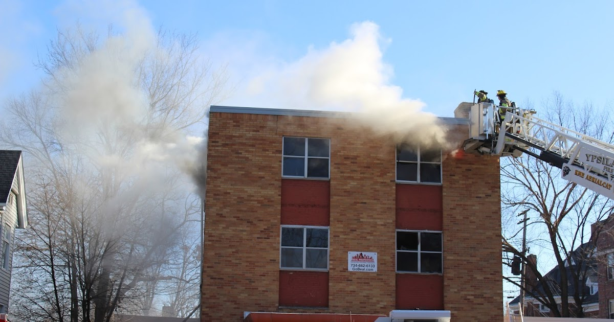 Purple Walrus Press Fire Breaks Out At Apartment Building