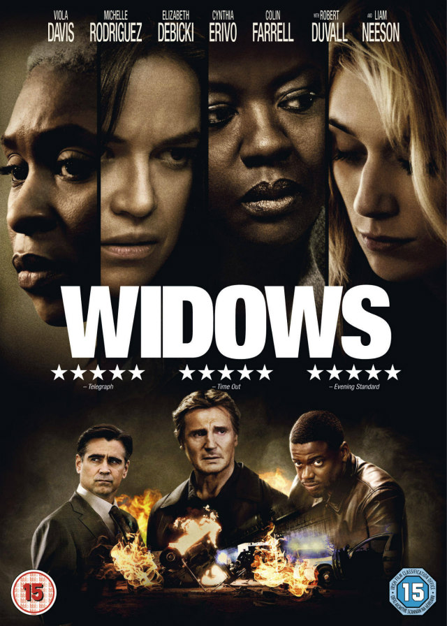 widows dvd