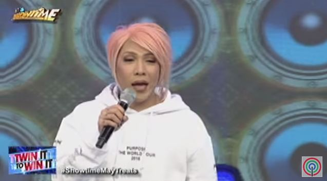 Vice Ganda Says To An Elderly Audience Member: 'Wala Kang Karapatan Laiitin Ako!'